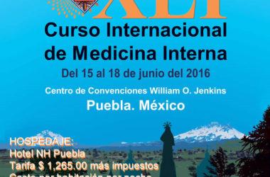 Curso Internacional de Medicina Interna