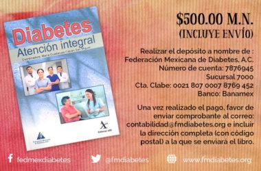 Libro Atención Integral en Diabetes