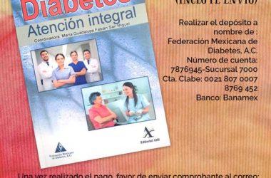 Libro sobre diabetes y la atención integral