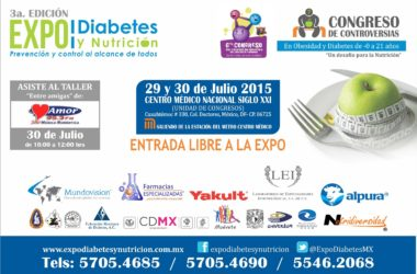 3a. Edición Expo Diabetes y Nutrición