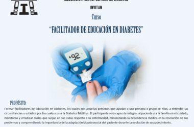Curso Facilitador de Educación en Diabetes