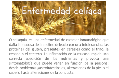 Diabetes y enfermedad celiaca