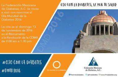 Prevenir complicaciones oculares, objetivo principal en el Día Mundial de la Diabetes