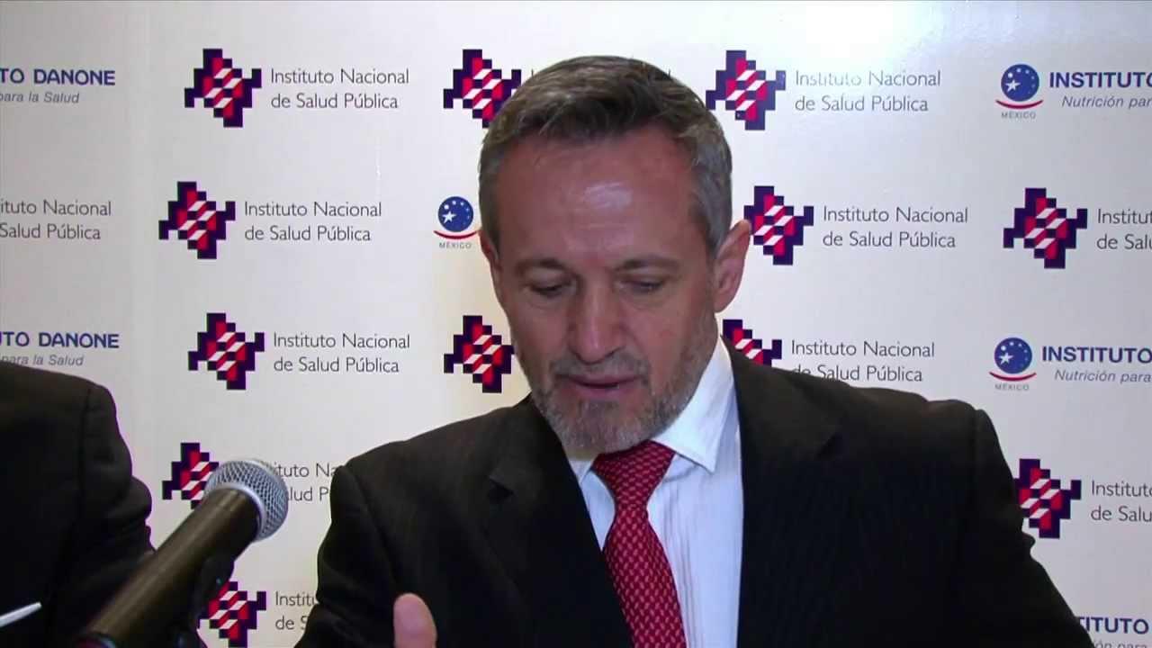 Dr. Juan Rivera Dommarco, nuevo director del INSP