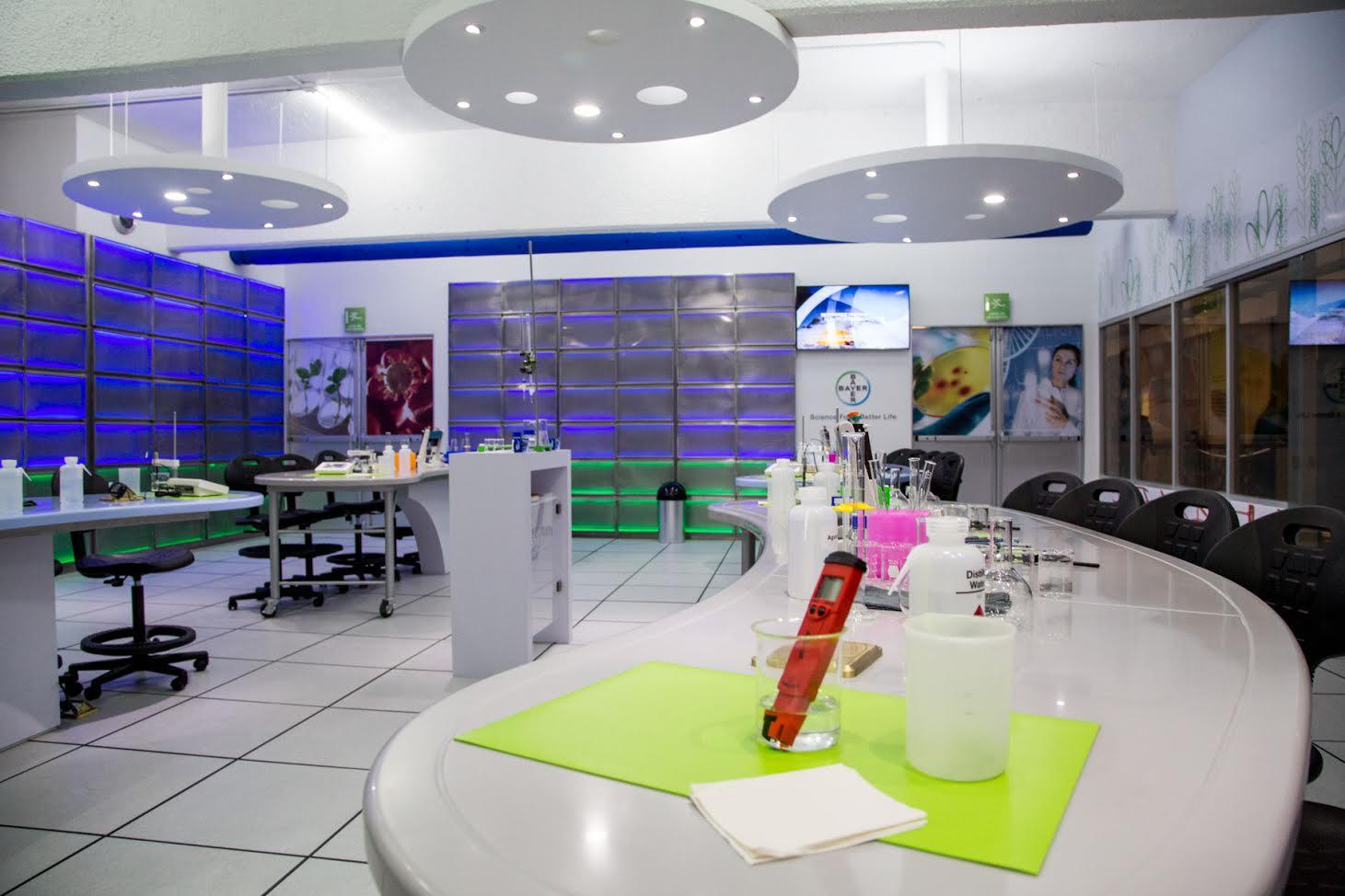 Baylab abre sus puertas en Universum, Museo de las Ciencias de la UNAM