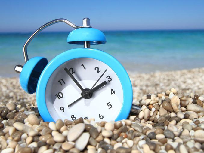 ¿Cómo afecta el horario de verano a la salud?