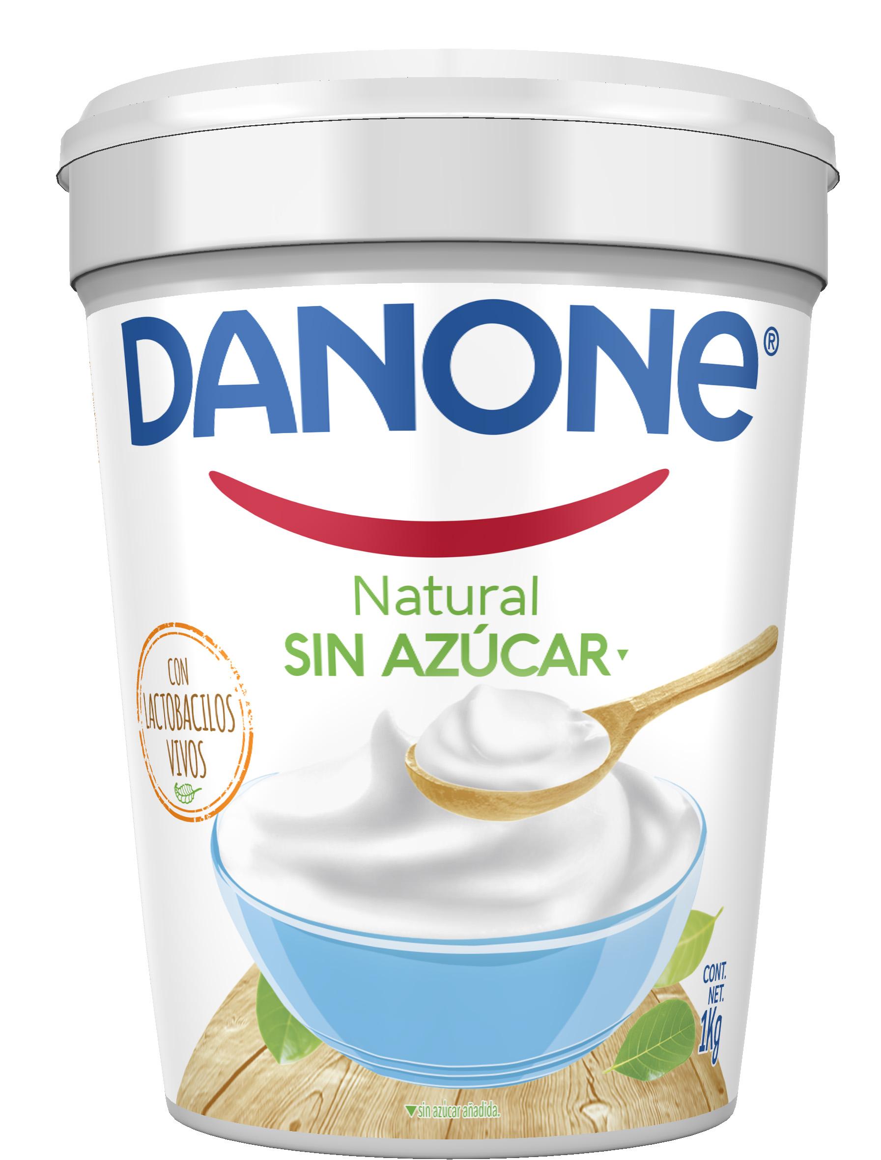 Avala Federación Mexicana de Diabetes, A.C. dos yoghurts de la familia Danone