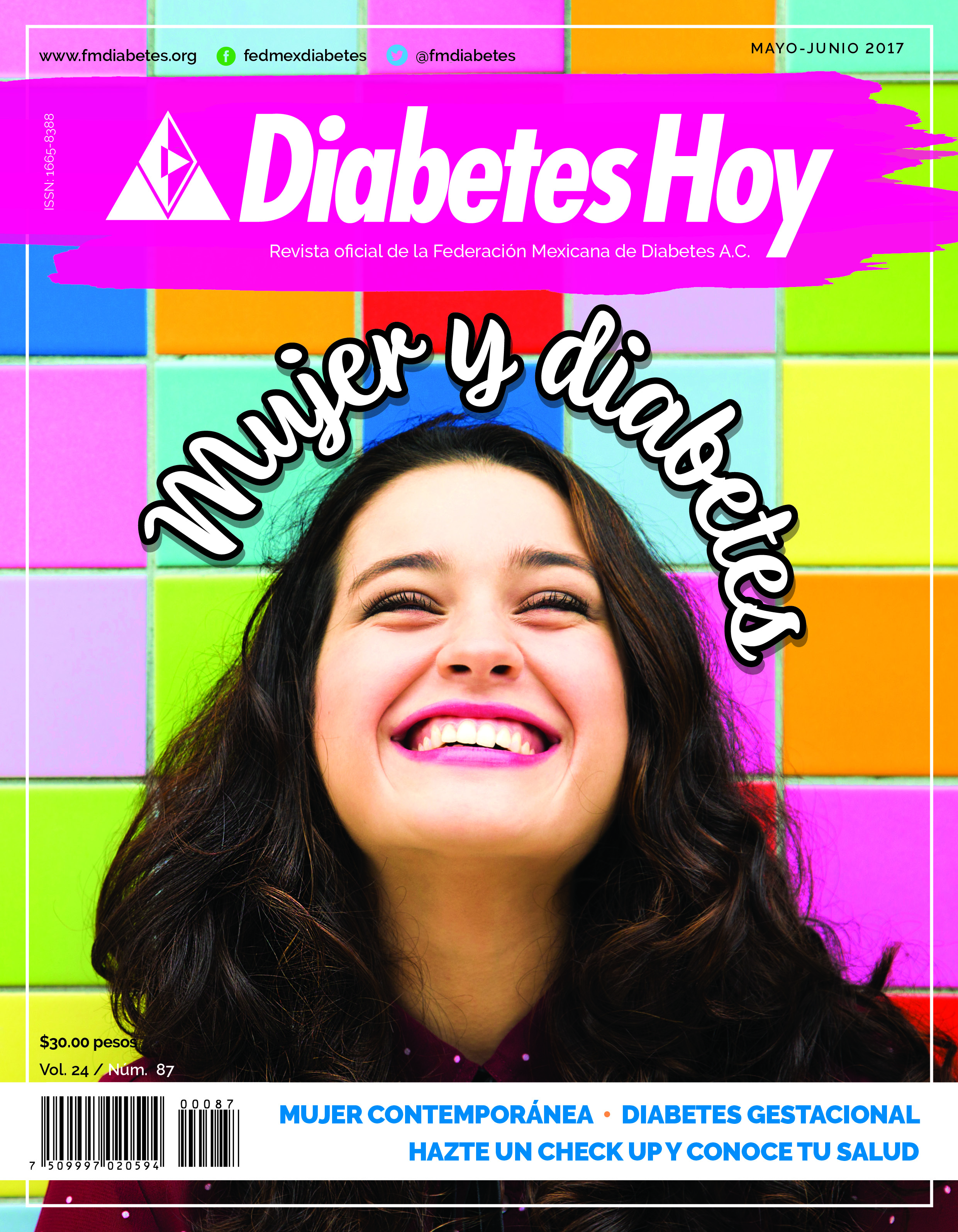 Revista Diabetes Hoy mayo-junio 2017