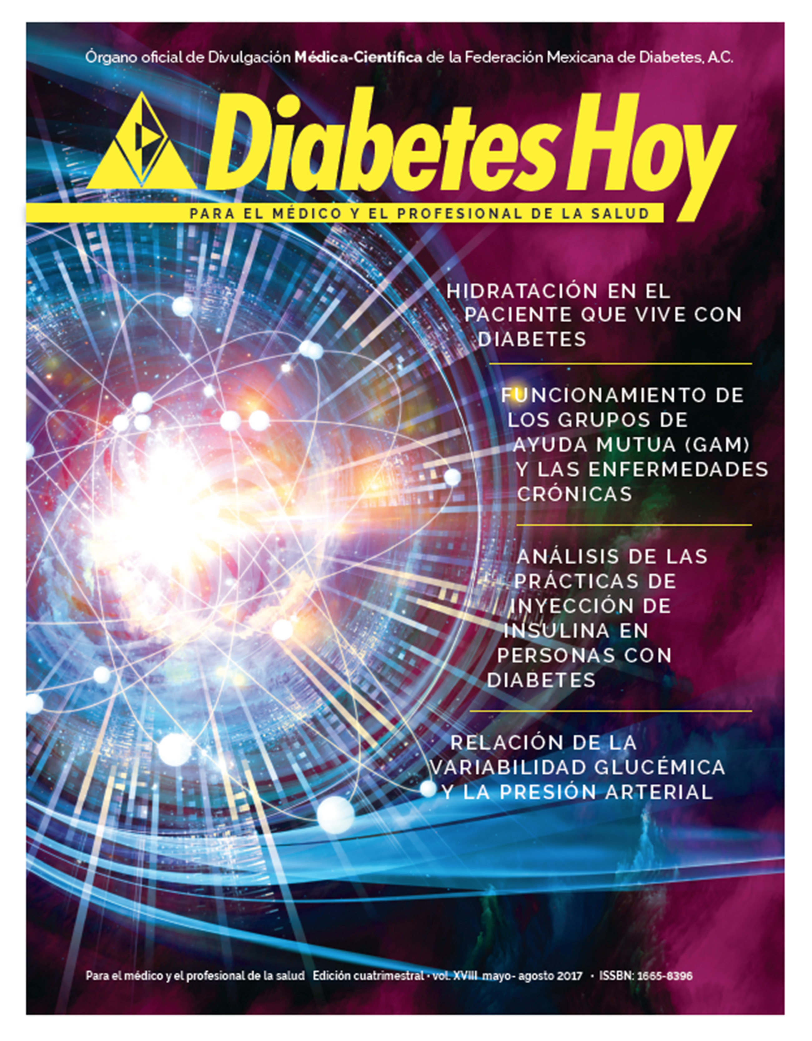 Revista Diabetes Hoy Mayo-Agosto 2017