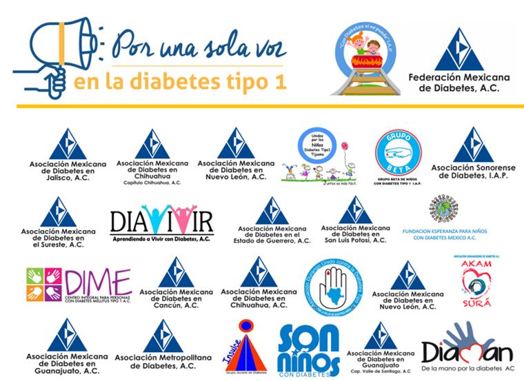 Asociaciones Civiles de Todo México Demandan Atención Integral de la Diabetes tipo1