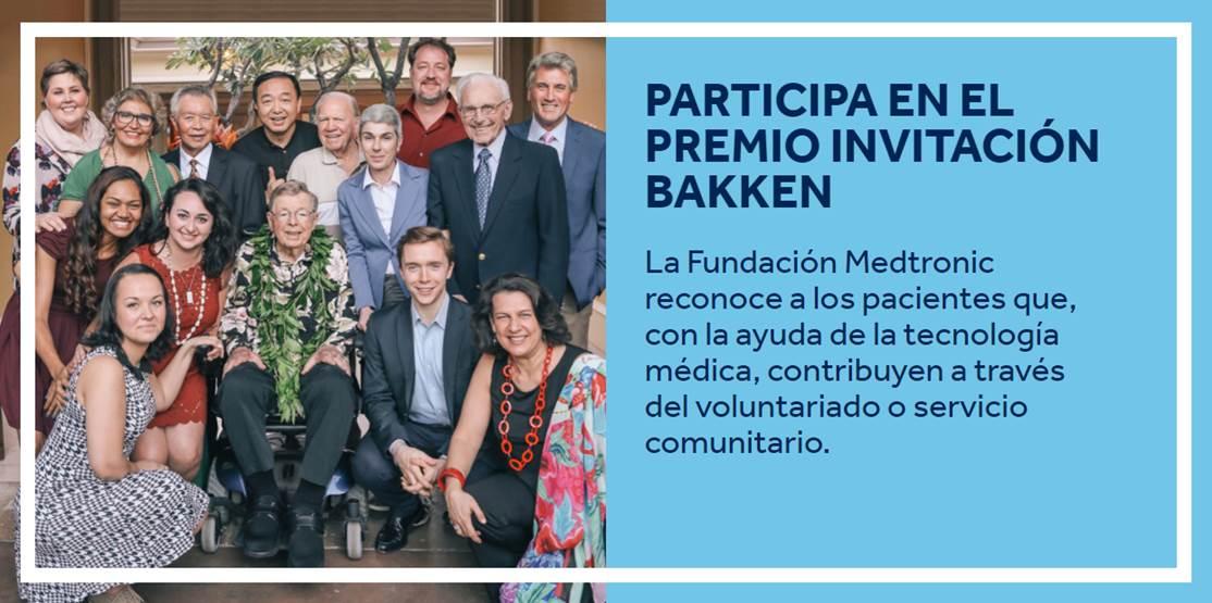 PREMIO INVITACIÓN BAKKEN 2017