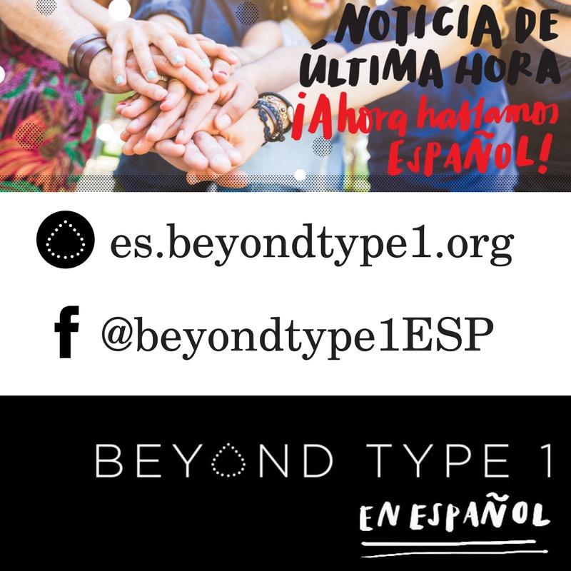 BEYOND TYPE 1 LANZA BEYOND TYPE 1 EN ESPAÑOL EN ES.BEYONDTYPE1.ORG