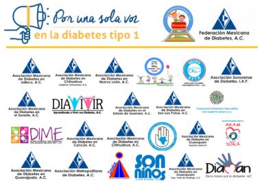 Dialogan autoridades y asociaciones civiles sobre el futuro de pacientes con diabetes tipo 1