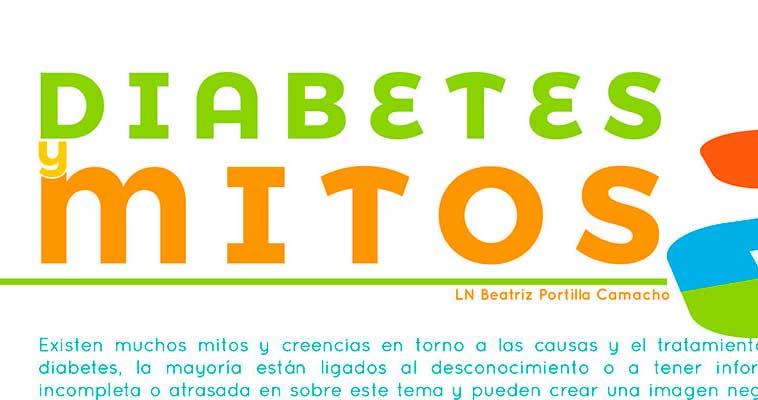 Diabetes y mitos