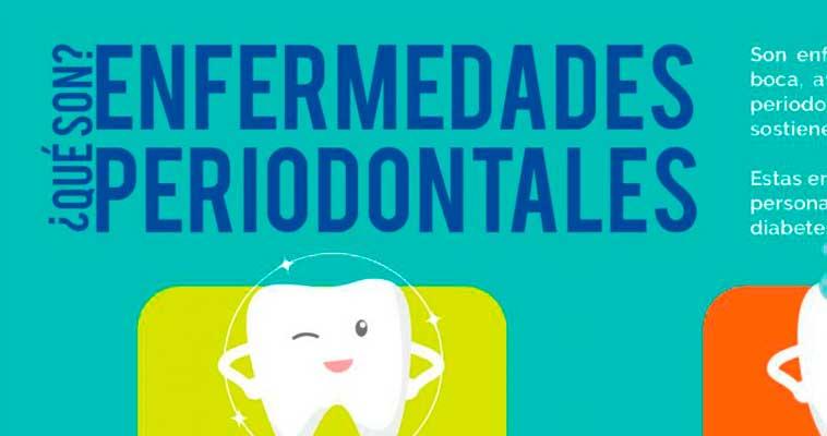 ¿Que son? Enfermedades periodontales