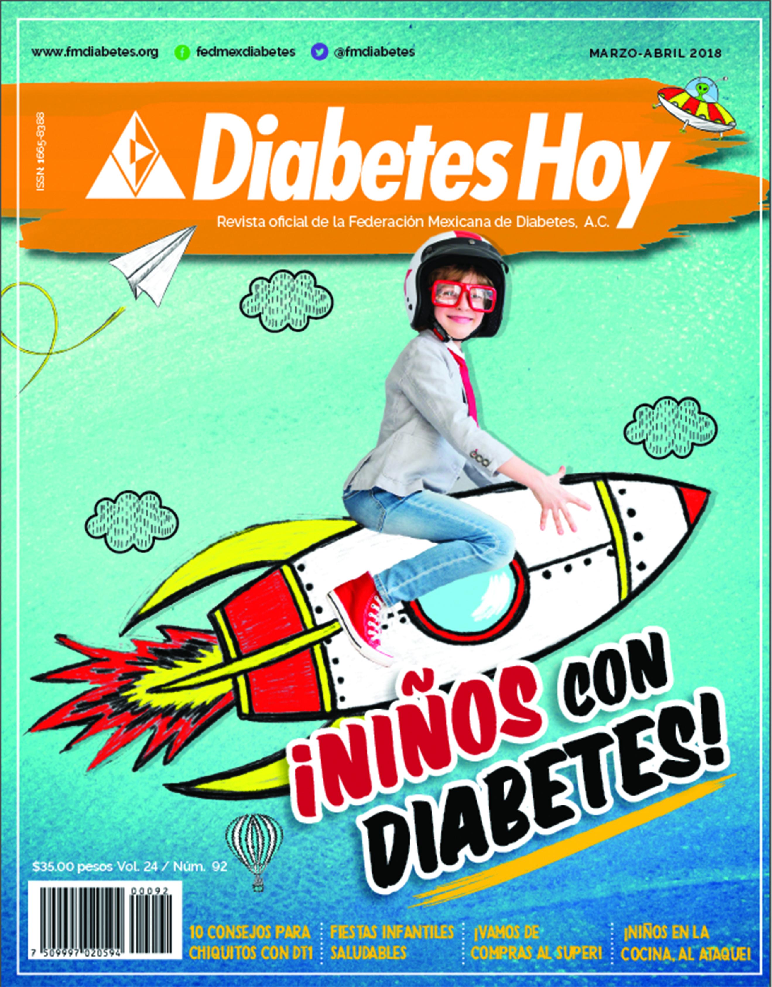 Revista Diabetes Hoy marzo-abril 2018