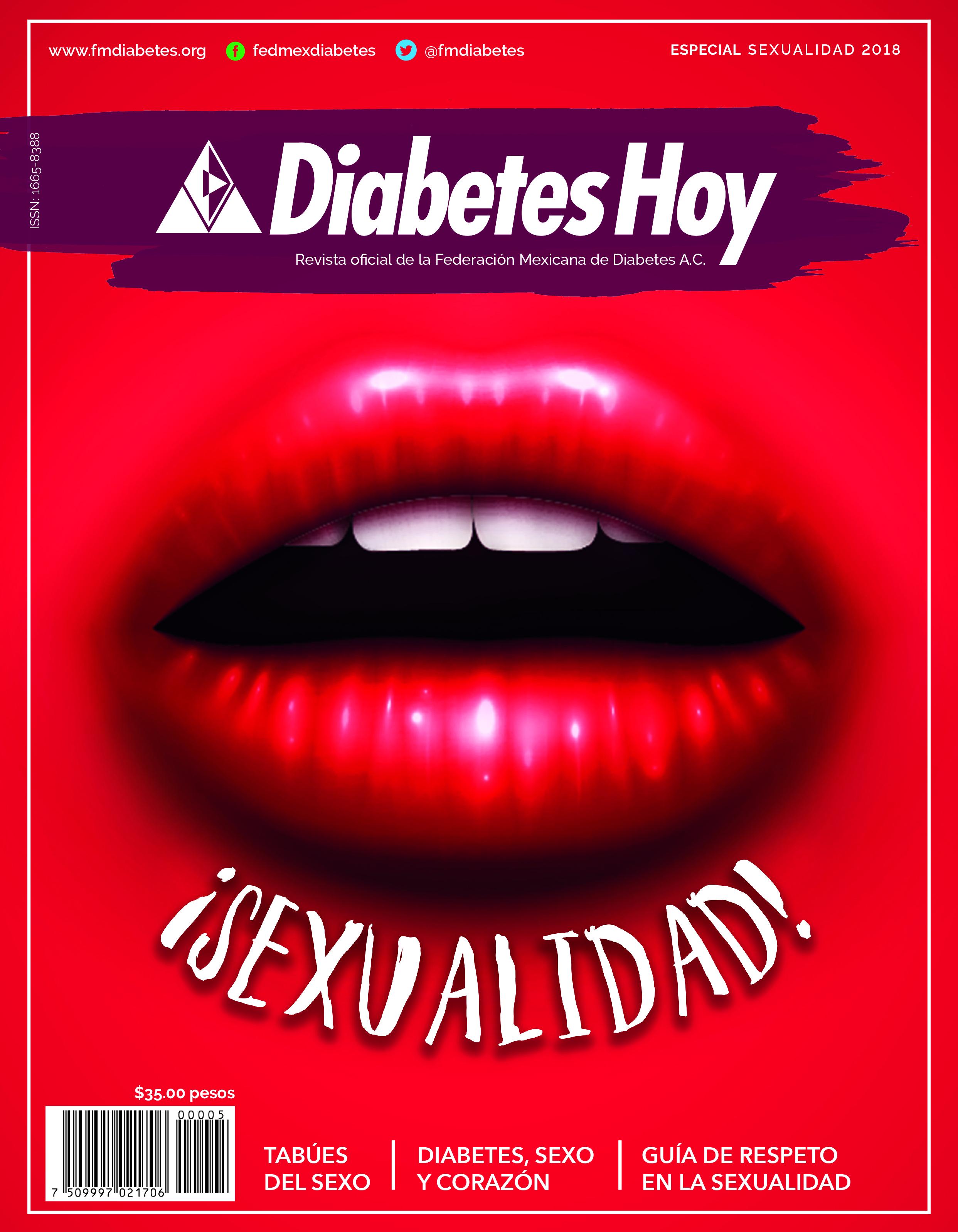 Revista Diabetes Hoy edición especial: Especial Sexualidad 2018