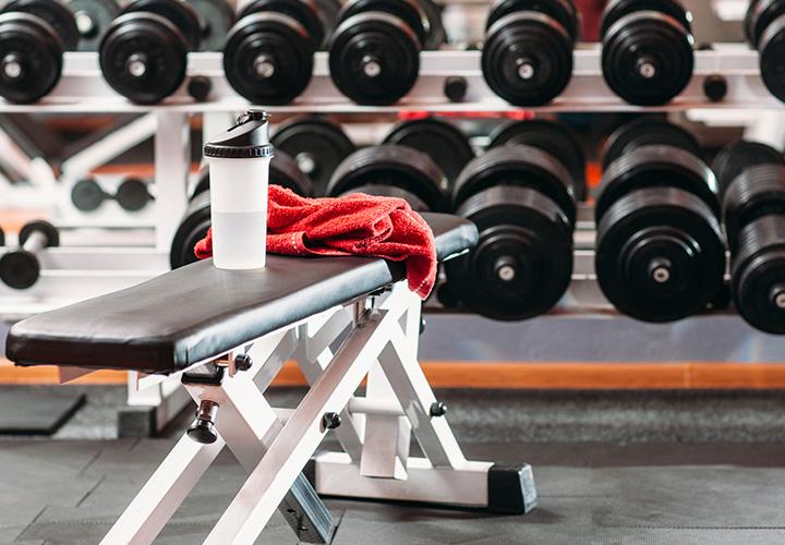 Acude a gimnasios o clubes deportivos  sólo 3.2% de los mexicanos