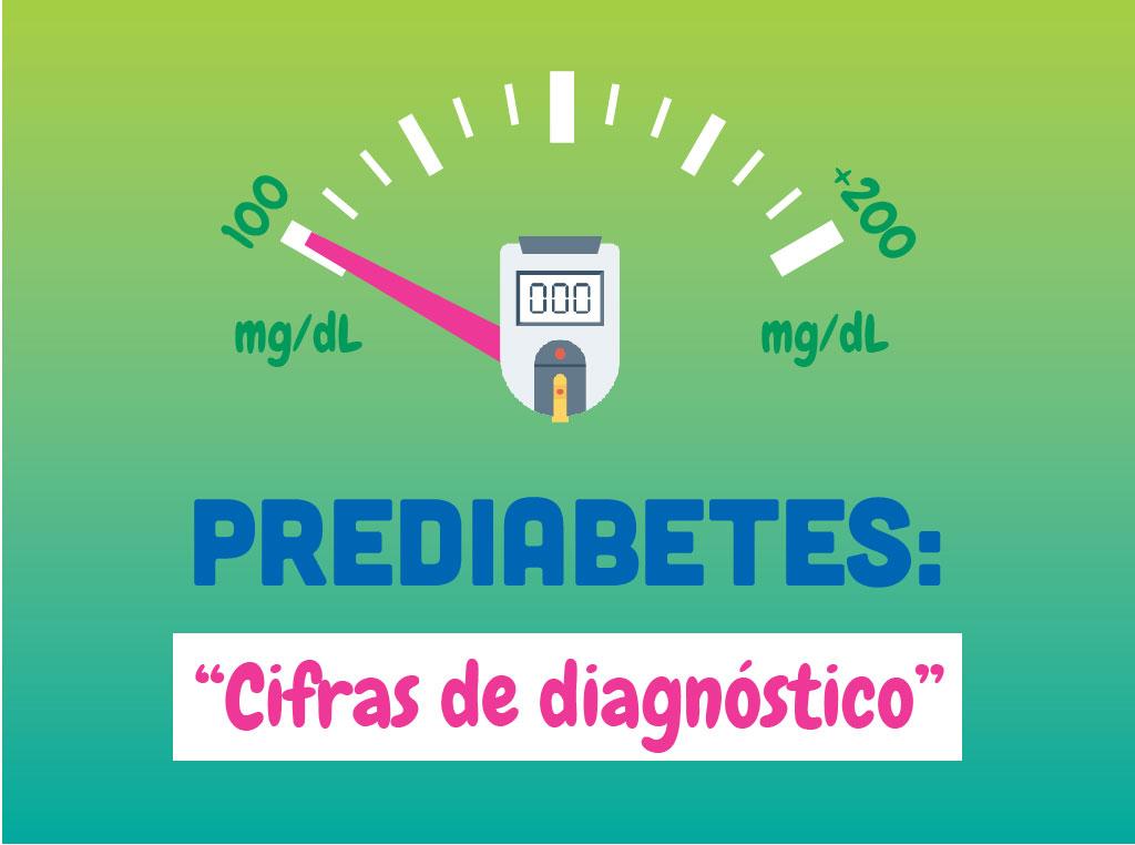 PREDIABETES: Cifras de diagnóstico
