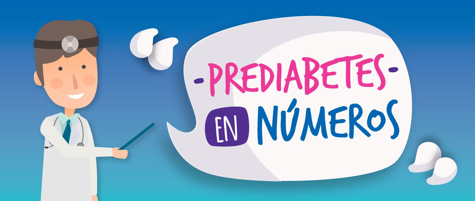 Pre Diabetes en Números