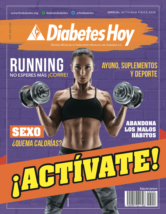 Revista Diabetes Hoy edición especial: Especial Actividad Física 2018