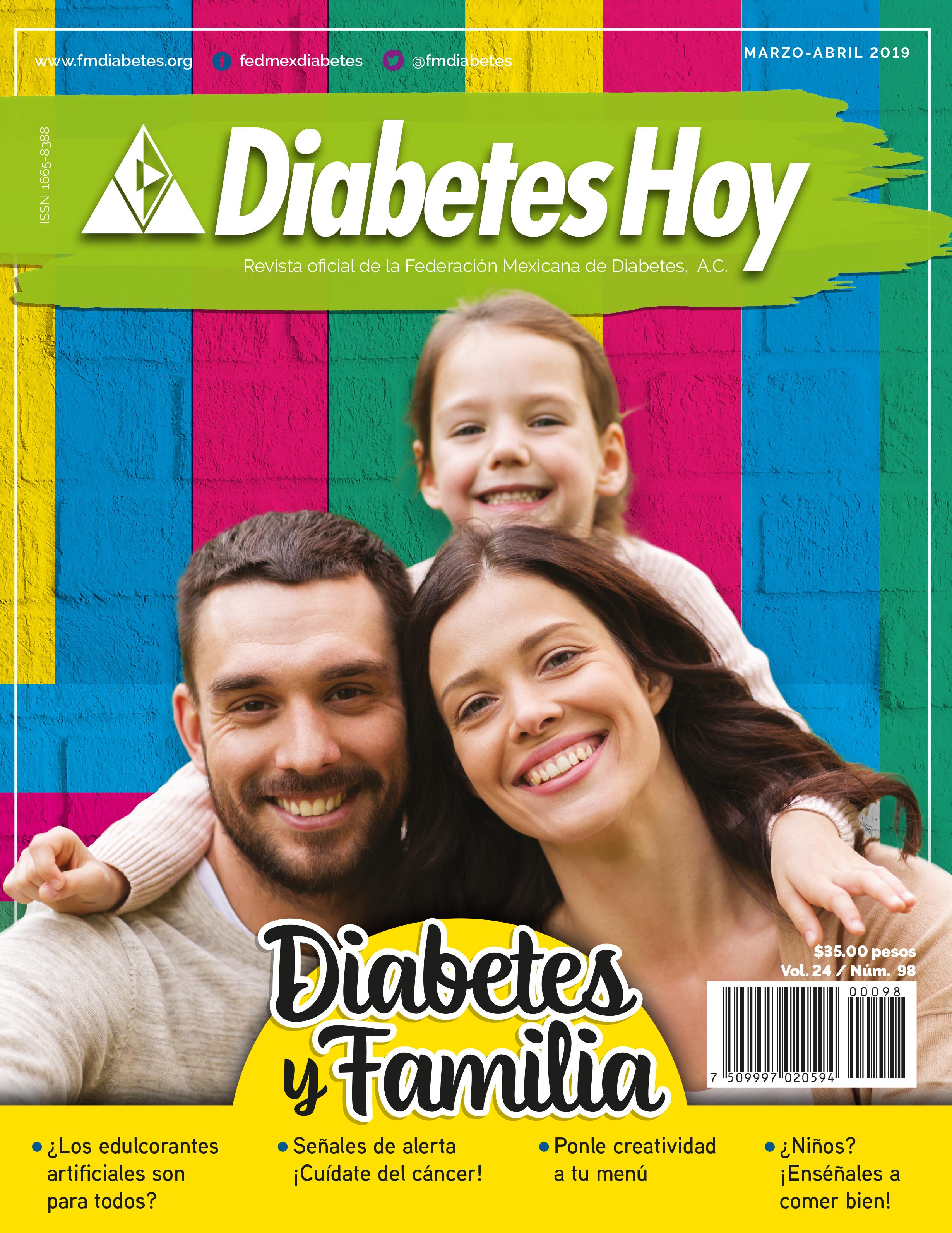 Revista Diabetes Hoy marzo-abril 2019
