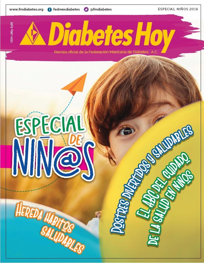 Revista Diabetes Hoy edición especial: Especial de Niñ@s 2019