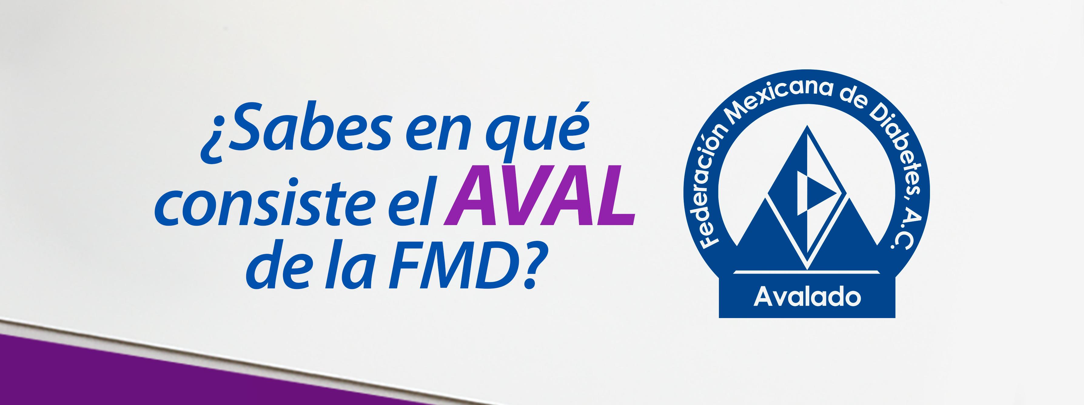 ¿Sabes en qué consiste el aval de la FMD?
