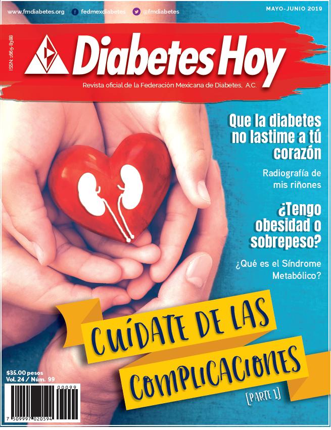 Revista Diabetes Hoy mayo-junio 2019