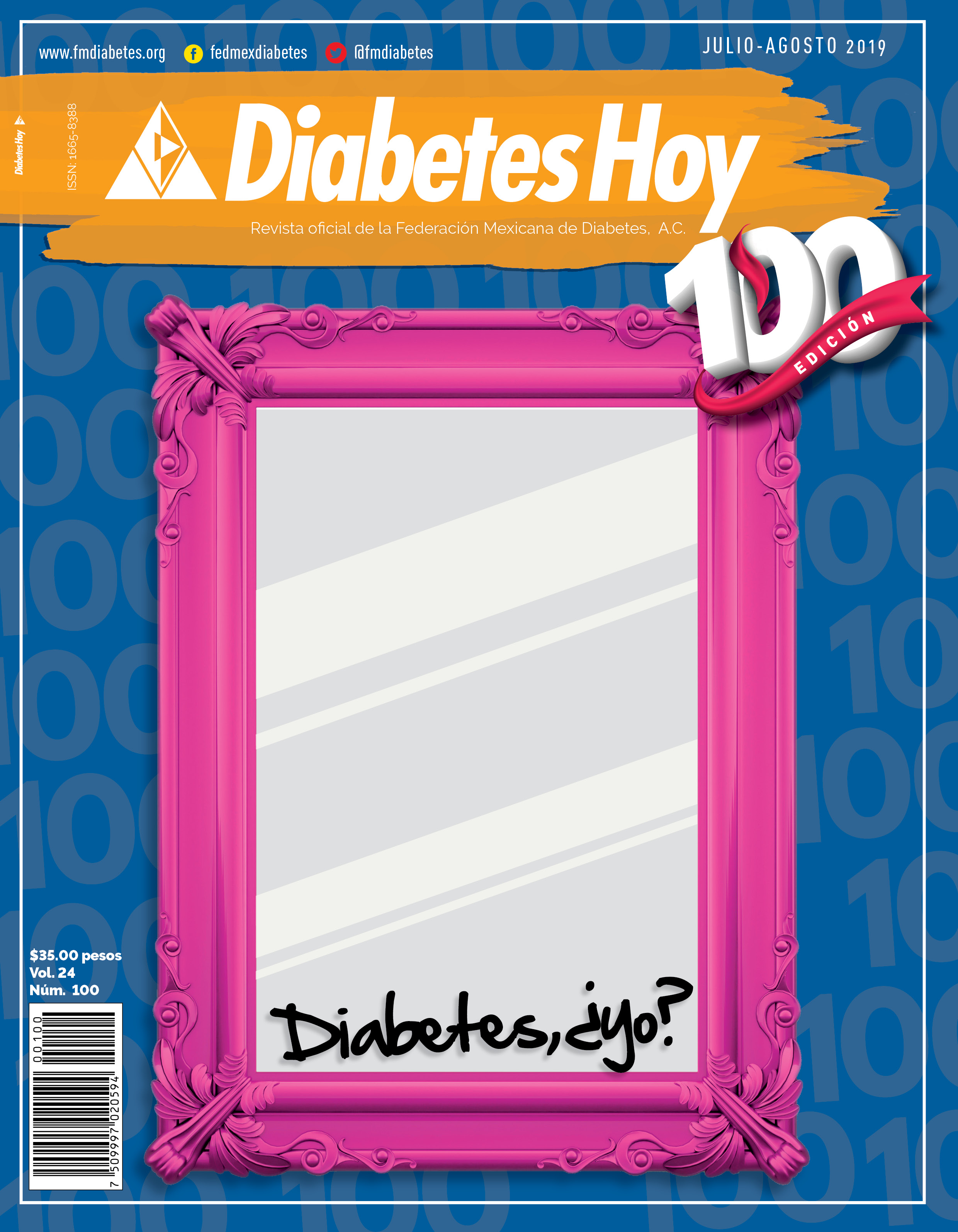 Revista Diabetes Hoy julio-agosto 2019