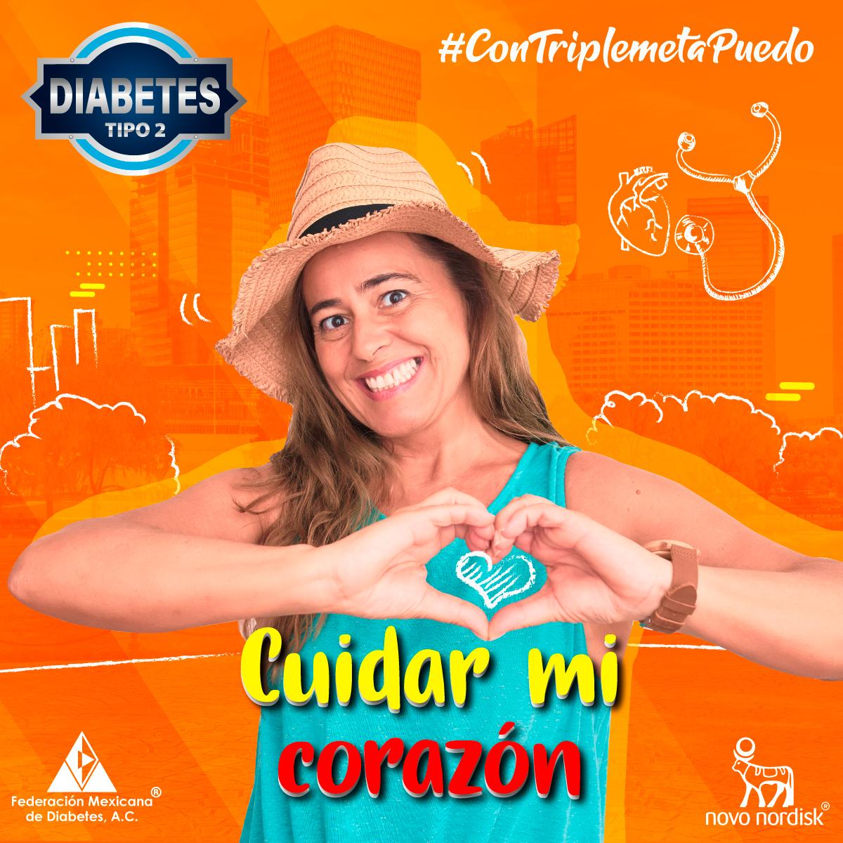 Tratamiento de la Diabetes tipo 2, ¿por qué importa el cuidado del corazón?