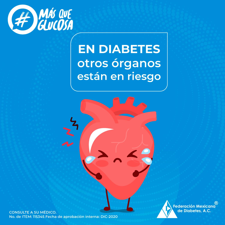 Complicaciones cardiovasculares en la diabetes