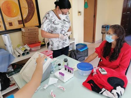 """""""Tomando el control de mi diabetes"""", un proyecto de educación en México"""