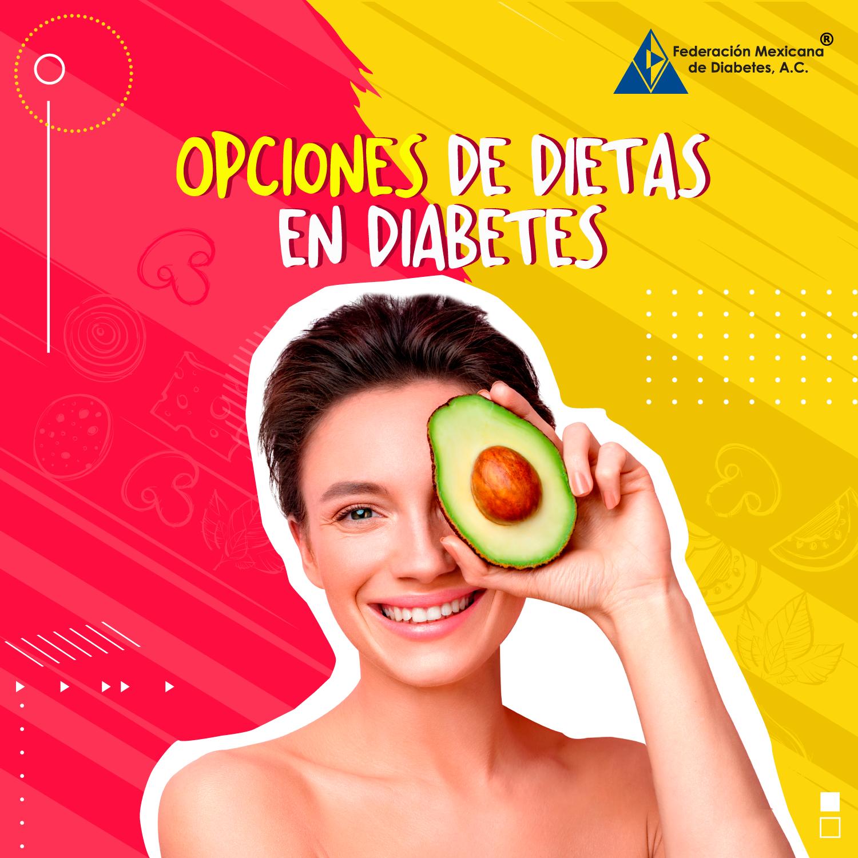 Beneficios de algunas dietas en diabetes