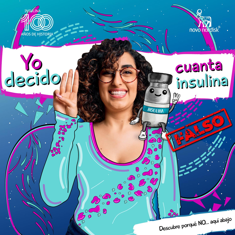 Insulina, una maravillosa aliada en el manejo de nuestra diabetes