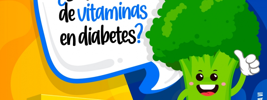 ¿Por qué los pacientes con diabetes están en riesgo de tener deficiencias de vitaminas?