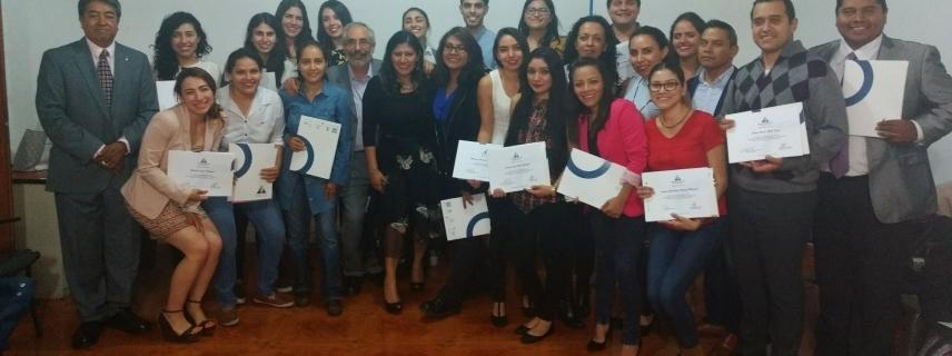 SE GRADÚA NUEVA GENERACIÓN DE EDUCADORES EN DIABETES