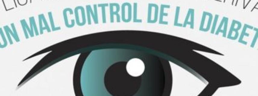 Complicaciones visuales derivadas de un mal control de la diabetes