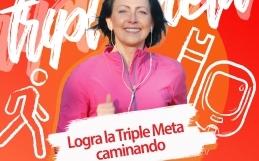 Triple meta y actividad física