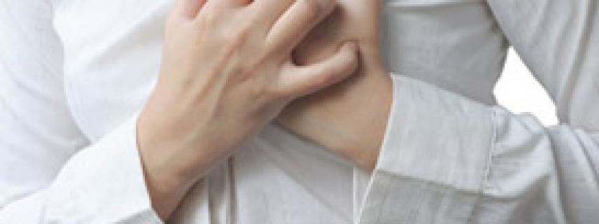 ¿Cuáles son las señales de aviso del ataque al corazón?