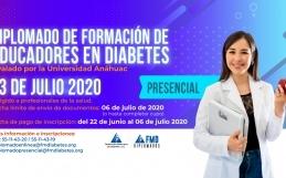 Diplomado de Formación de Educadores en Diabetes Modalidad Presencial